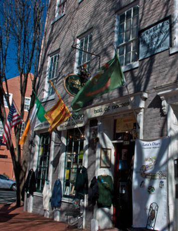 Irish Eyes - a unique Irish gift shop - Fredericksburg, Virginia